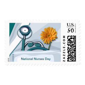 National Nurses Day Postage Stamps