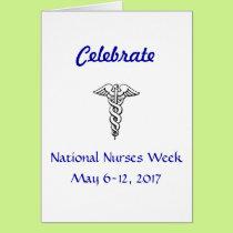 National Nurses Week 2017 Card