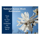 National Nurses Week Celebration posters Thank You