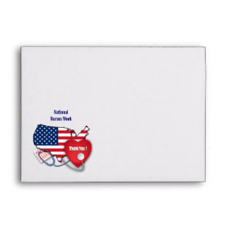 National Nurses Week Envelopes