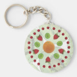 National Nutrition Month Key Chain