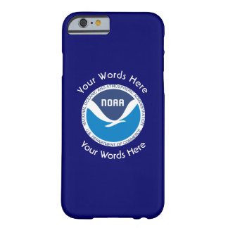 National Oceanic and Atmospheric Administration Barely There iPhone 6 Case