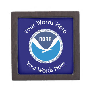 National Oceanic and Atmospheric Administration Gift Box