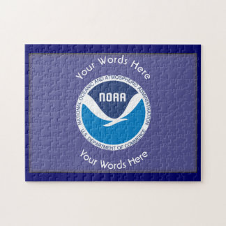 National Oceanic and Atmospheric Administration Jigsaw Puzzle