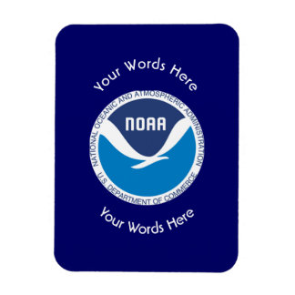 National Oceanic and Atmospheric Administration Magnet