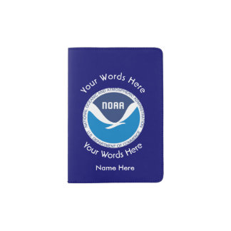 National Oceanic and Atmospheric Administration Passport Holder