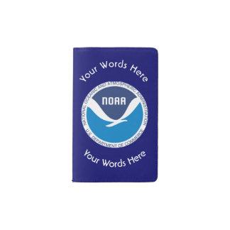 National Oceanic and Atmospheric Administration Pocket Moleskine Notebook