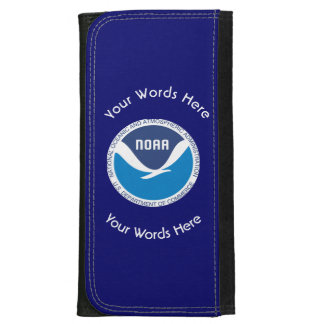 National Oceanic and Atmospheric Administration Wallet For Women