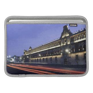 National Palace at Night MacBook Sleeve