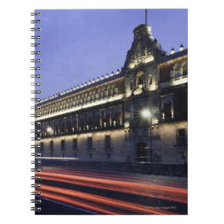 National Palace at Night Journals
