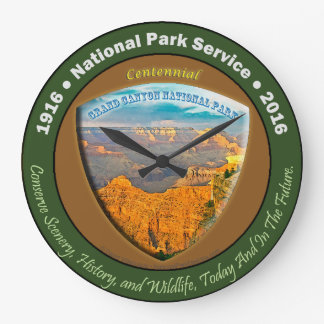 National Park Centennial Clock Grand Canyon