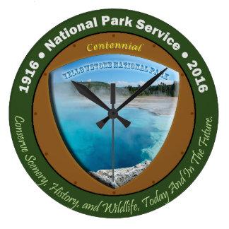 National Park Centennial Clock Yellowstone