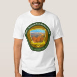 National Park Centennial Men's Basic T-Shirt White