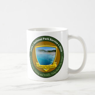 National Park Centennial Mug Yellowstone