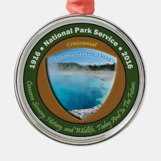 National Park Centennial Ornament Yellowstone