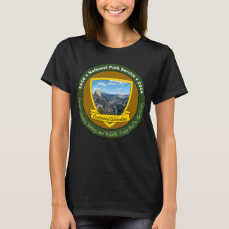 National Park Centennial Shirt Black: Yosemite