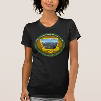 National Park Centennial Shirt Yosemite Glacier Pt