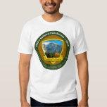 National Park Centennial Shirt Yosemite Half Dome
