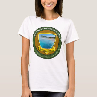 National Park Centennial TShirt Yellowstone