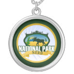 National Park Nerd - Woodland Pendant