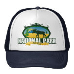 National Park Nerd - Woodland Trucker Hat