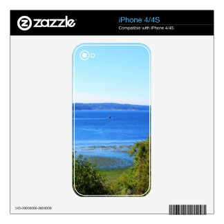 National Park, Seattle, U.S.A. Beautiful landscape Decal For The iPhone 4S