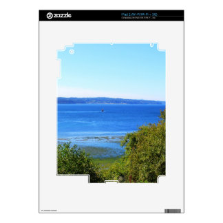 National Park, Seattle, U.S.A. Beautiful landscape Decals For The iPad 2