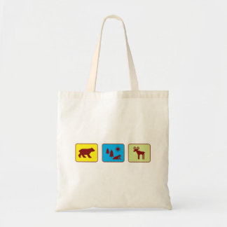 National Parks (3 colors) Tote Bag