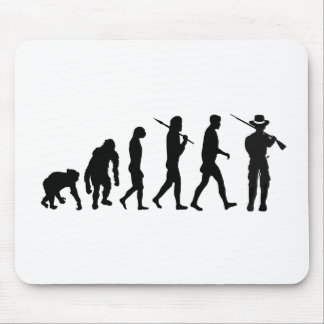 National parks Game wardens Rangers Animal Mouse Pad