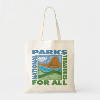 National Parks Tote Bag