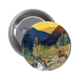 National Parks Travel by Train Buttons