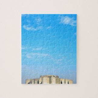 National Parliament House of Bangladesh Jigsaw Puzzle