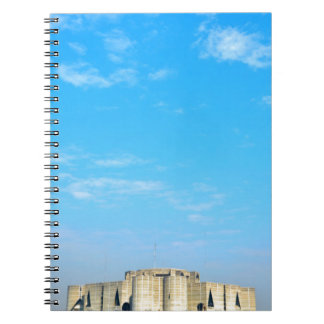 National Parliament House of Bangladesh Notebook