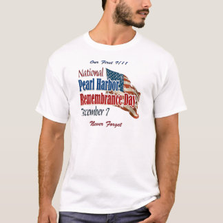 National Pearl Harbor Day T-Shirt