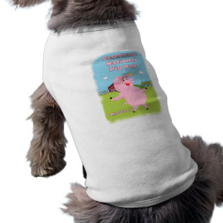 National Pig Day March 1st T-Shirt