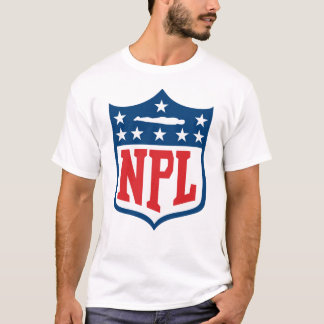 NATIONAL PLANKING LEAGUE T-Shirt