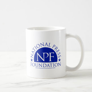 National Press Foundation Gift Package Coffee Mug