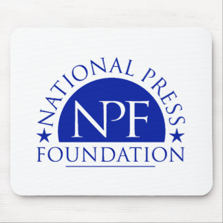 National Press Foundation Gift Package Mouse Pad
