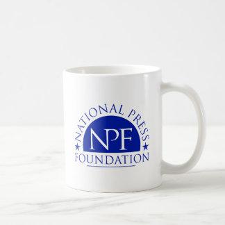 National Press Foundation Gift Package Mug
