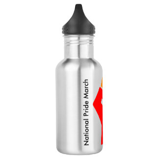 National Pride March Water Bottle