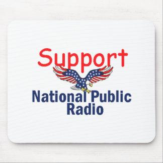 National Public Radio NPR Mouse Pad