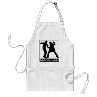 NATIONAL PUNCH A SUIT DAY APRONS