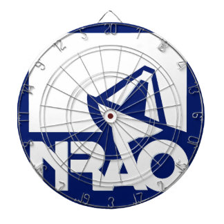 National Radio Astronomy Observatory Dart Boards