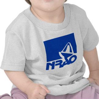 National Radio Astronomy Observatory Tee Shirt