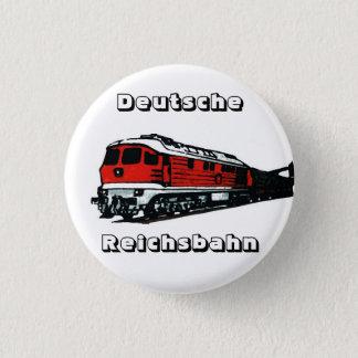 National Railroad Design Button
