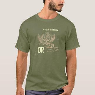 National Railroad Design GDR T-Shirt