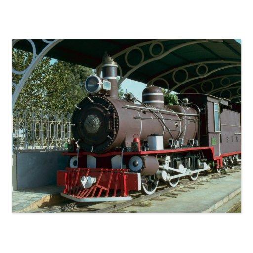 National Railway Museum, Delhi, India Postcard