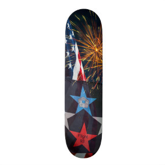 National Remembrance Grouping Skateboard