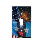National Remembrance Never Forget Light Switch Cover