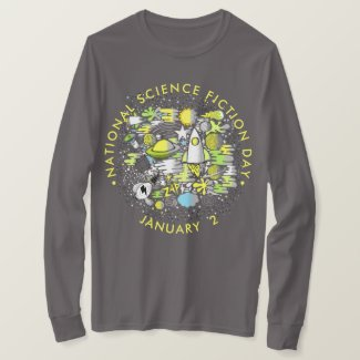 National Science Fiction Day T-Shirt